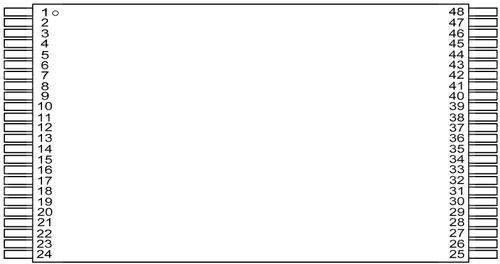 TSOP封装原理图